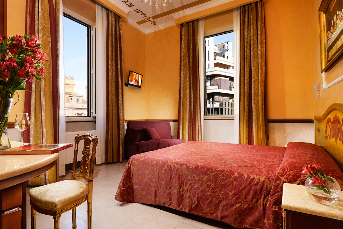 4 star hotels in rome